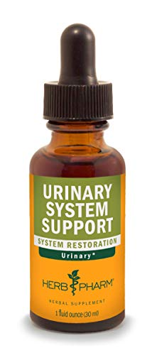 Herb Pharm Urinary System Support Liquid Herbal Formula - 1 Ounce