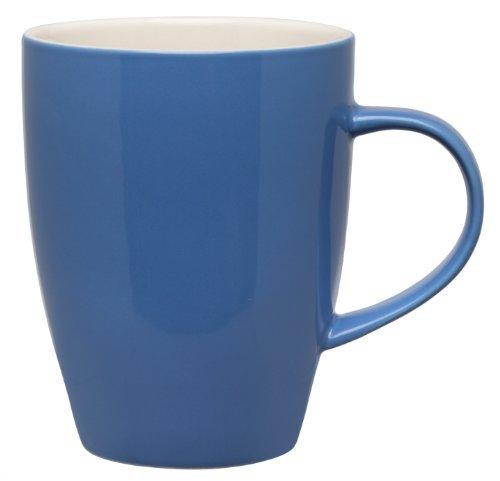 HIC Harold Import Lot de 4 Tasses à café ou à thé en céramique Motif Baies de Bayberry 30 ML