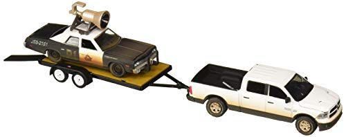 Greenlight 1: 64 Hitch & Tow Hollywood - The Blues Brothers 3Piece Set Diecast Vehicle