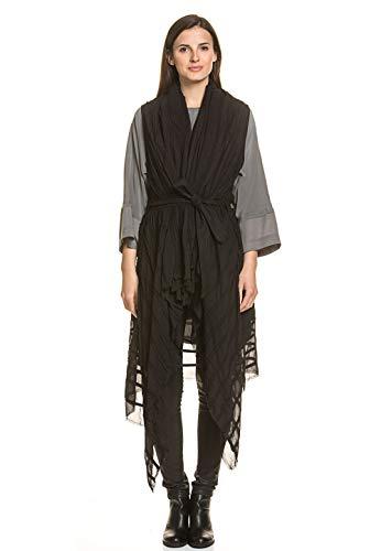 Tigha Damen Weste Edel Tunika Kimono Toga