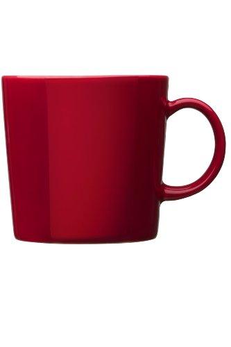 Iittala Teema Tasse mit 295 ml Fassungsvermögen, Rot
