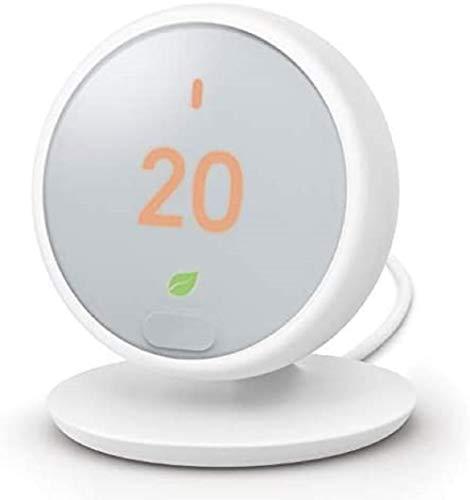 Google HF001235-IT Termostato E, Blanco