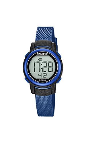 Calypso Reloj Digital para Unisex de Cuarzo con Correa en Plástico K5736 6