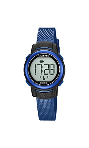 Calypso Reloj Digital para Unisex de Cuarzo con Correa en Plástico K5736/6