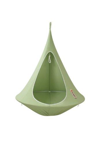 Couleurs du Monde - Cacoon de taille Single (150 cm de diamètre) - Coloris vert