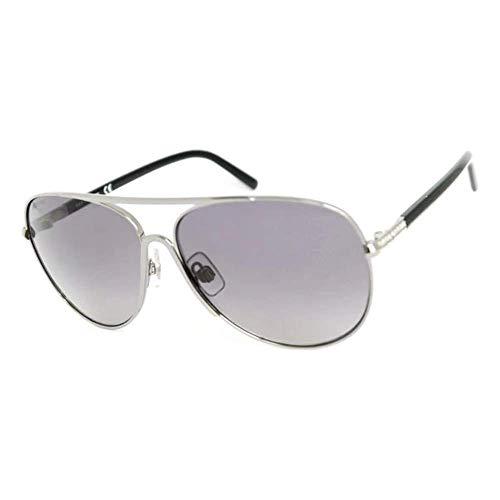 Swarovski Sonnenbrille SK0138-14B-59 Gafas de sol, Plateado (Silver), 59.0 para Mujer