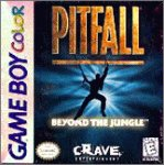 Nintendo Gameboy Color: Pitfall - Beyond The Jungle - Game Boy