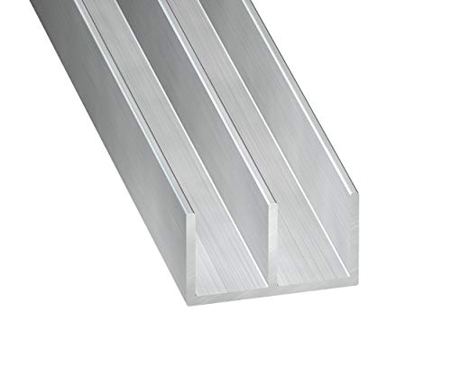 CQFD - Soporte de esquina (aluminio, 10 x 16 x 10 x 1,3...