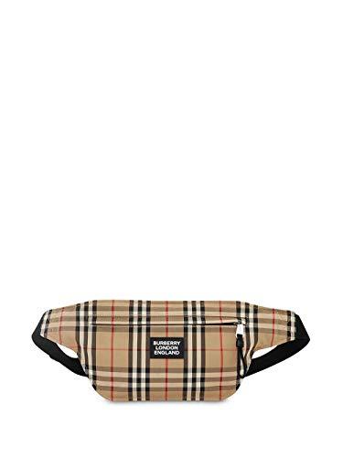 Luxury Fashion | Burberry Heren 8027159 Beige Polyurethaan Heuptas | Lente-zomer 20