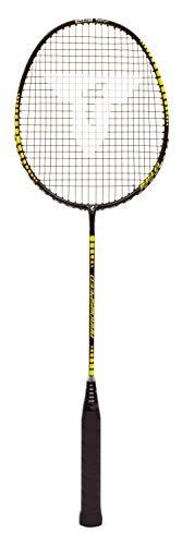 Talbot Torro Raqueta de Badminton Arrowspeed 199.8, Compuesto de Grafito, Powerwaves, Óptica de una Pieza, 439876
