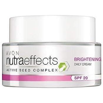 Avon Nutraeffects Brightening Daily Cream Spf20- 200Gm