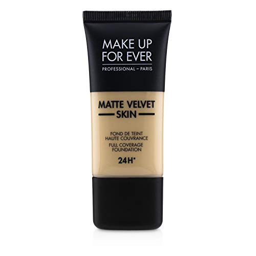 MAKE UP FOR EVER Matte Velvet Skin Full Coverage Foundation Y225 - MARBLE 1.01 oz/ 30 mL