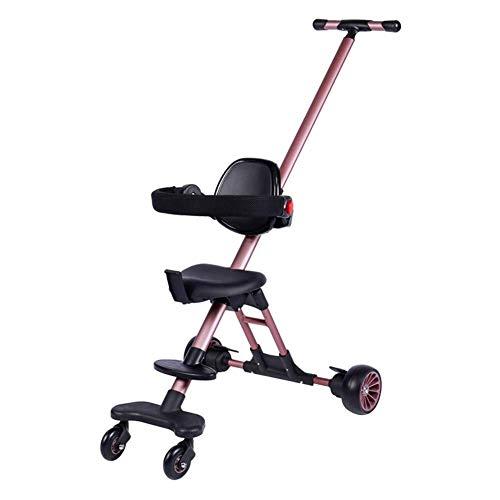 Best Prices! LQRYJDZ Baby Stroller, One-Hand Fold Portable Lightweight ,Aluminum Alloy Frame, Expl...