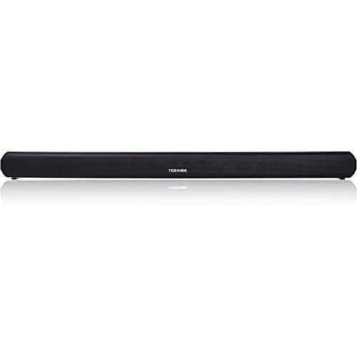 Toshiba TY-SBX130 Bluetooth Sound Bar, Black