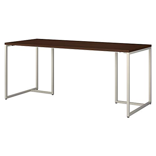 Bush Business Furniture Office by kathy ireland Method Table Desk, 72W, Century Walnut