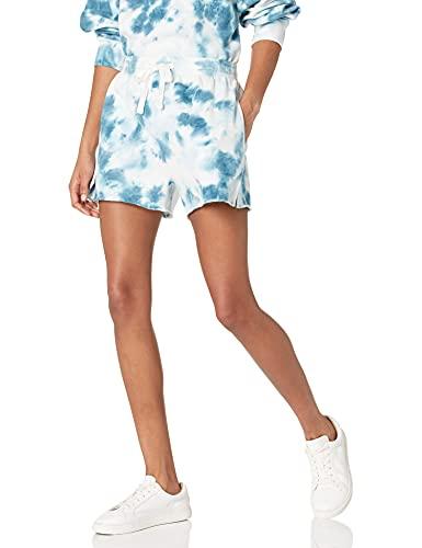 Amazon Marke: Michaela Shorts aus Fleece mit seitlichen Schlitzen von The Drop