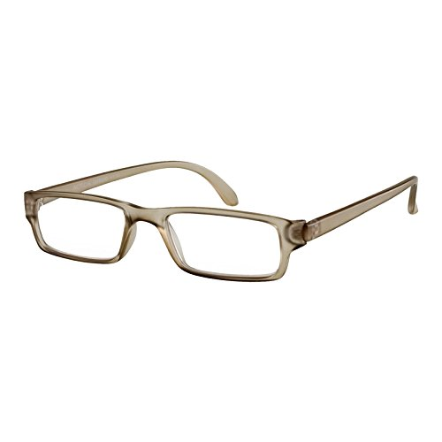 I NEED YOU I NEED YOU Lesebrille Action SPH: 1.00 Farbe: grau-matt, 1 Stück