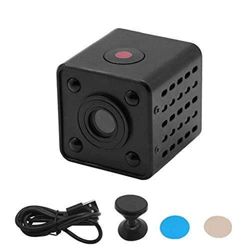 Tuimiyisou Sicurezza Wireless Camera HD Mini WiFi Video Recorder Comodo e facile da riporre con visione notturna di rilevazione di movimento Della macchina fotografica al coperto