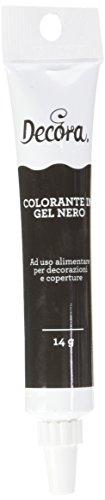 Decora 9600500 GEL COLORANT NOIR 14 G