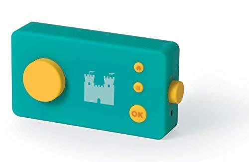 Lunii 3770006246067 – Mein Geschichtenerzähler Kinder kreieren selbst ihre ganz eigenen Hörgeschichten – Lernspielzeug ohne Bildschirm