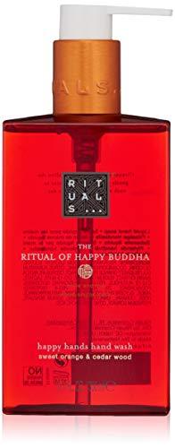 RITUALS The Ritual of Happy Buddha Handseife, 1er Pack (1 x 300 ml)