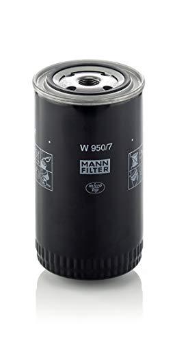 Mann Filter Filtro de aceite W 950/7 - Para transportadoras LKW y...