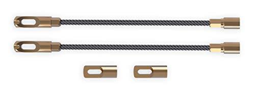 Kit accesorios M5 x sondas pasacables Ø 6 mm
