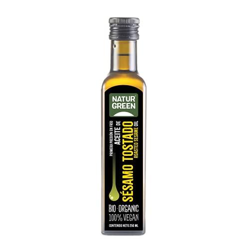 NATURGREEN Aceite De Sesamo Tostado Bio 250 Ml