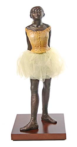 Escultura - La pequeña bailarina (L) - 36 cm, después de Edgar Degas - Petit Danseuse #10