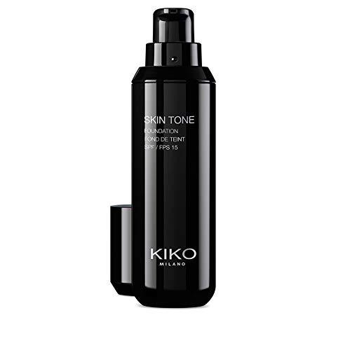 KIKO Milano Skin Tone Foundation 05   Fondotinta Fluido Illuminante Spf 15
