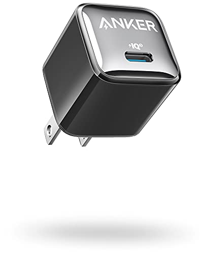 Anker 511 Charger (Nano Pro), Anker Nano Pro, 20W PIQ 3.0 Durable Compact Fast...