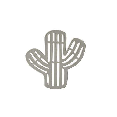 Ginsenget Bicchiere Coppa Bicchieri,Sottobicchiere antiscottatura Cactus,Tappetino Isolante Antiscivolo,Tappetino Coppa d'Acqua (6 Confezioni),Verde Oliva,Bere sottobicchieri