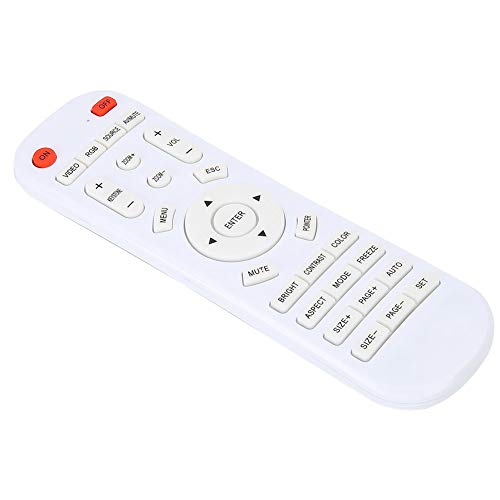 SONK Mando A Distancia De 3 V CC, Controlador De Proyector ABS, para Proyector Mini Proyector Proyector HD