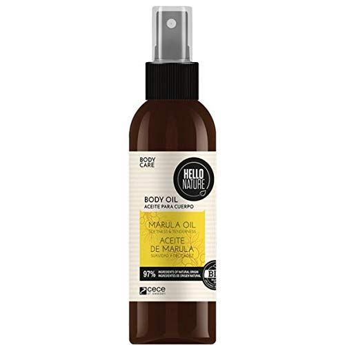 Hello Nature Hello Nature Marula Oil Body Mist (Aceite Corporal De Marula) 130 Ml 130 ml