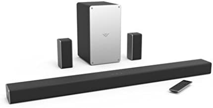 Best VIZIO SB3651-E6C 5.1 Soundbar Home Speaker (Renewed) Review