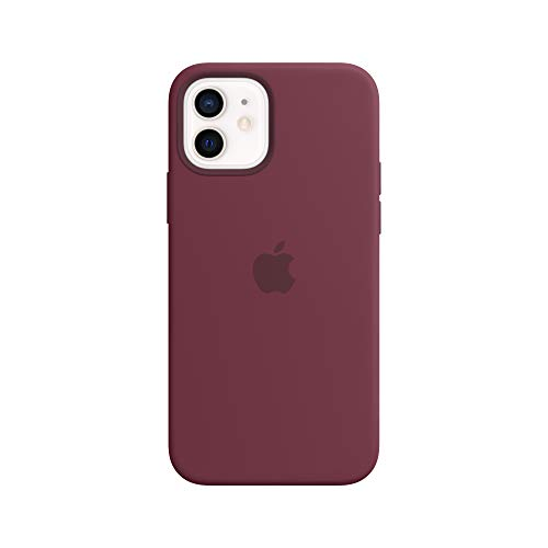 Apple Silicone Case with MagSafe (iPhone 12/12 Pro)