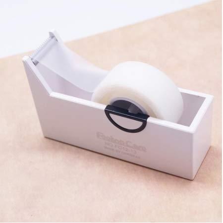 Soporte de Cinta Offstope dispensador Dispensando Tap Tap Office (Kosho) (Color : White)