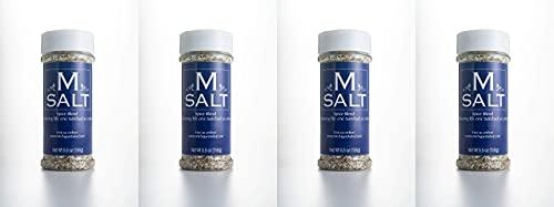 Seasoning Salt, 5.5 OZ (Fоur Paсk)
