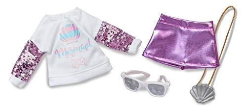 Nancy Summer Party, ropita de Verano Trendy para la muñeca Rcomendado para niños y niñas a Partir de 3 años (Famosa 700016430)