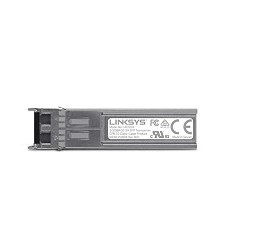 Linksys Transceiver SFP 1000BASE-SX MMF-500M - LACGSX