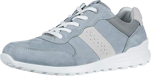 ECCO Women's CS20 Sneaker, Wild Dove/Shadow White, 6-6.5