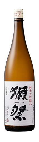 獺祭(だっさい) 純米大吟醸45 1800ml