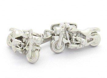 Manschettenknöpfe 3d Harley Plated