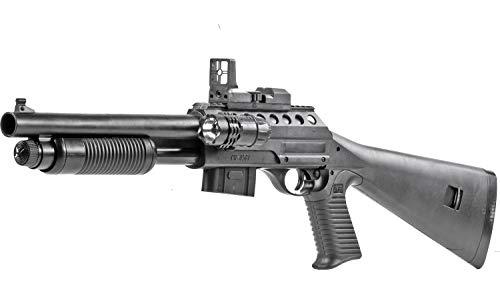 NICK and BEN Softair Sniper Gewehr Pumpgun 75cm Federdruck max 0,5 Joule