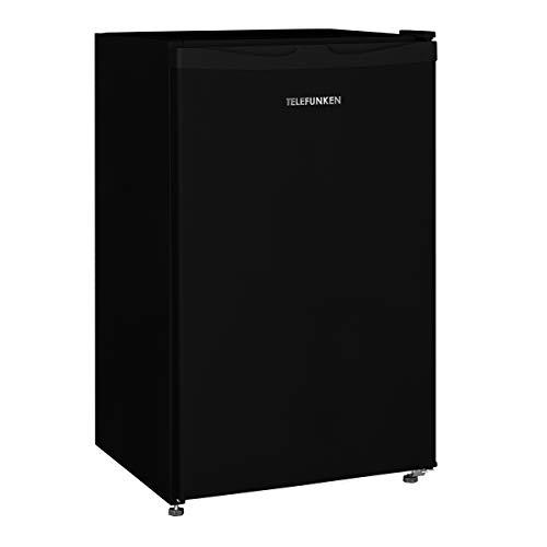 Telefunken CF-33-101-B Kühlschrank/A+ / 82,1 cm / 113 kWh/Jahr / 88 L Kühlteil/Türanschlag wechselbar/Höhenverstellbare Füße [Energieklasse A+]