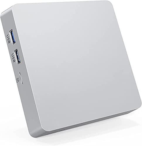 "Mini PC Windows 10 Pro, NiPoGi 8GB RAM + 128GB ROM Atom Z8350 Micro PC Supporto SSD/HDD da 2.5"", Bluetooth 4.2, Dual WiFi 2.4G/5.0G, 1000 Mbps, USB3.0, 4K HD Portable Computer Desktop"