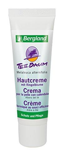 Bergland Teebaum Hautcreme mit Ringelblume, 1er Pack (1 x 50 ml)