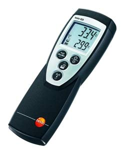 Testo 925 Digital Thermometer, 1 Input Handheld, K Type Input (SYS), Fast action