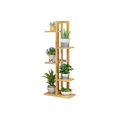 Xuan - Worth Having Vert Fleur Stand Balcon Salon Intérieur Multi-étages Étage Charnu Fleur Plateau Simple Moderne Fleur Pot Rack (Taille : 40 * 20 * 125cm)