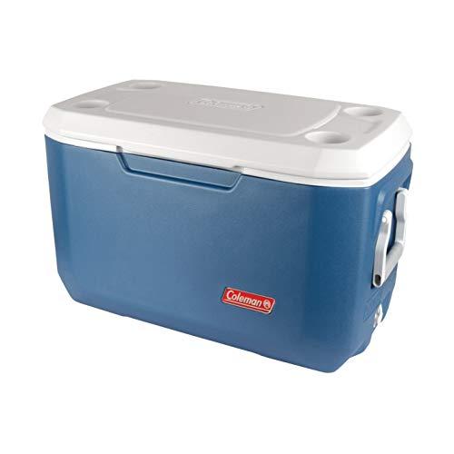 Coleman Kühlbox mit Isolierungsschaum, grau, 66 L